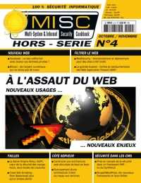 Cover of the MISC magazine